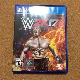 ソニー(SONY)のWWE 2K17 PS4 輸入版 日本版PS4でも動作可 プロレス 格闘技(家庭用ゲームソフト)