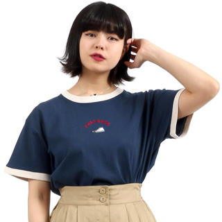 CONVERSE - 新品未使用 コンバース刺繍Tシャツ