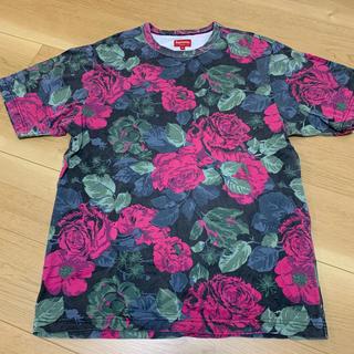 Supreme - Flowers Tee