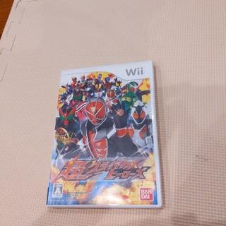 ウィー(Wii)の仮面ライダー 超クライマックスヒーローズ Wii(家庭用ゲームソフト)