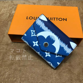 LOUIS VUITTON - 大人気✔✔ ルイ ヴィトン 三つ折り財布 小銭入れ