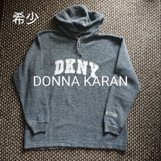 ダナキャランニューヨーク(DKNY)の希少 90年代 DONNA KARAN ロゴパーカー ダナキャラン DKNY(パーカー)
