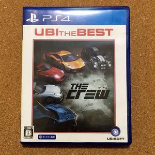 ザ・クルー PS4 THE CREW レース オープンワールド オンライン(家庭用ゲームソフト)