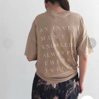 TODAYFUL - TODAYFUL Backprint Boyfriend T-shirts