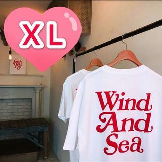 SEA - 半袖Tシャツ wind and sea