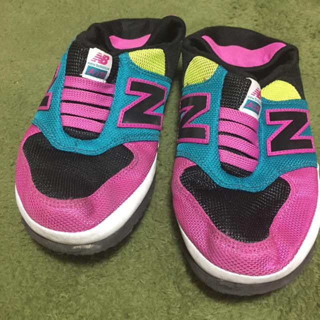 New Balance(ニューバランス)のニューバランス スリッポン レディースの靴/シューズ(スリッポン/モカシン)の商品写真