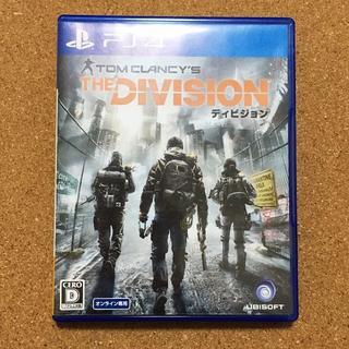 ディビジョン PS4 Division TPS シューティング トムクランシー(家庭用ゲームソフト)
