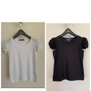 エムズグレイシー(M'S GRACY)のエムズグレーシー Tシャツ2枚(Tシャツ/カットソー(半袖/袖なし))