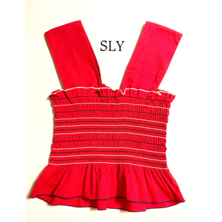 SLY - SLY トップス 新品