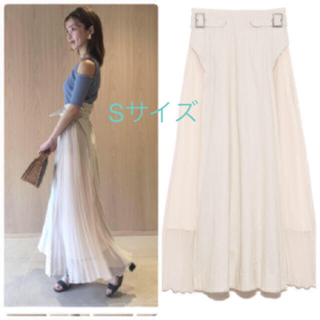 snidel - 完売色🌷新作新品🍀スナイデル スイッチチングスカート