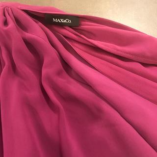 マックスアンドコー(Max & Co.)のMax&Co.ワンピース(ひざ丈ワンピース)