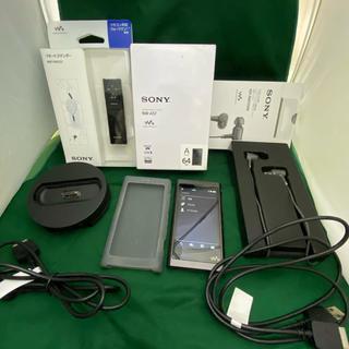 ウォークマン(WALKMAN)の1.NW-A57 64GB  2.IER-NW-500N 3.RMT-NWS20(ポータブルプレーヤー)