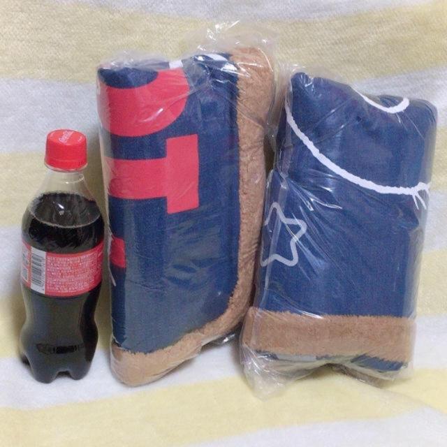 SNOOPY(スヌーピー)のスヌーピー ブランケット 全2種セット エンタメ/ホビーのおもちゃ/ぬいぐるみ(キャラクターグッズ)の商品写真