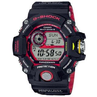 ジーショック(G-SHOCK)のG-SHOCK GW-9400NFST-1AJR 緊急消防援助隊コラボ(腕時計(デジタル))