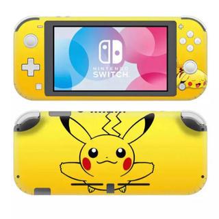 Nintendo Switch - ◎SALE◎ ピカチュウ② 任天堂SwitchLite 保護スキンシール