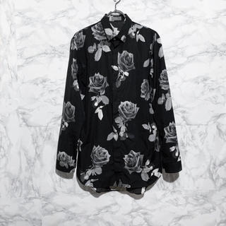 DIOR HOMME - Dior homme 16AW 薔薇総柄シャツ