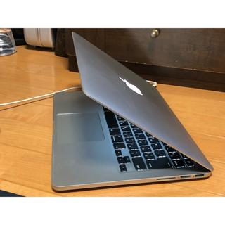 マック(Mac (Apple))のMac Book Pro Retina 13inch late2013(ノートPC)