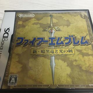 ニンテンドーDS - ファイアーエムブレム 新・暗黒竜と光の剣 DS