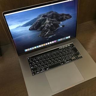 マック(Mac (Apple))のMacBook Pro 16インチ 2019 6コア MVVJ2J/A 美品(ノートPC)