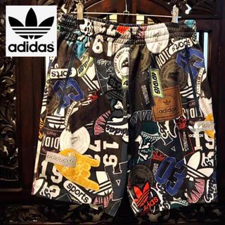 adidas - アディダス オリジナル ハーフパンツ