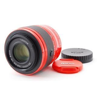 ニコン(Nikon)の★希少なオレンジ★NIKON 1 NIKKOR 30-110mm(レンズ(ズーム))
