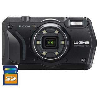リコー(RICOH)のおまけ付き RICOH WG-6(コンパクトデジタルカメラ)