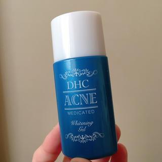ディーエイチシー(DHC)のDHC 薬用 アクネホワイトニングジェル 薬用部外品 ニキビ 美白 部分用美容液(美容液)