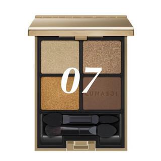 LUNASOL - ❤️ ルナソル 2020秋 新製品 アイシャドー #07 アイカラーレーション