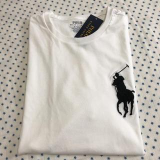 ラルフローレン(Ralph Lauren)のラルフローレン メンズビッグポニー長袖TシャツXS(Tシャツ/カットソー(七分/長袖))