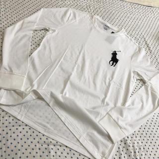ラルフローレン(Ralph Lauren)のラルフローレン メンズビッグポニー長袖TシャツS(Tシャツ/カットソー(七分/長袖))
