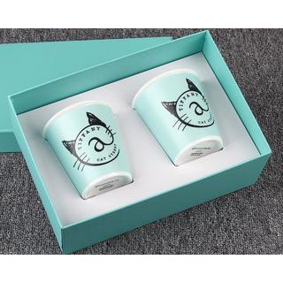 ティファニー(Tiffany & Co.)のTiffany キャットストリート 限定 新品 未開封 カップ(グラス/カップ)