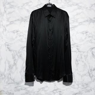 DIOR HOMME - Dior homme シルクシャツ
