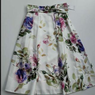 MISCH MASCH - ミッシュマッシュ🌸花柄フレアスカート