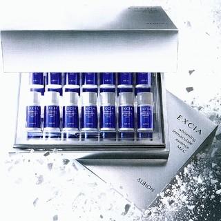 アルビオン(ALBION)の値下げ【アルビオン】エクシア ホワイトニング イマキュレート MXC 6包(美容液)