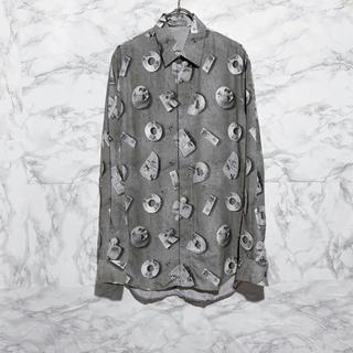 ディオール(Dior)のDIOR 20SS × ダニエル・アーシャム 長袖シャツ(シャツ)