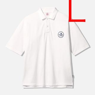 ジーユー(GU)のビッグポロ(5分袖)スタジオセブン(ポロシャツ)