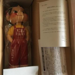 復刻版レトロ ペコちゃん 人形 非売品 値下げ交渉可