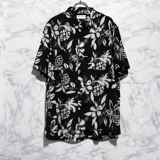 Saint Laurent - SAINT LAURENT PARIS 16SS ボタニカルアロハシャツ