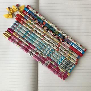 鉛筆 2B, B 赤鉛筆 可愛い(鉛筆)