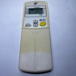 ダイキン(DAIKIN)の17.DAIKIN ダイキン エアコン リモコン ARC424A1 動作確認(エアコン)