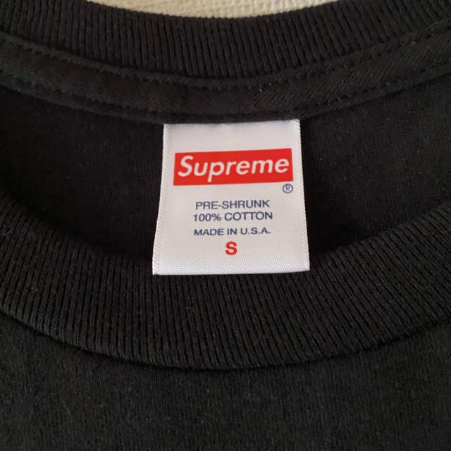 Supreme(シュプリーム)のSupreme Leigh Bowery T-shirt Tee 新品 S メンズのトップス(Tシャツ/カットソー(半袖/袖なし))の商品写真