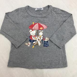 ファミリア(familiar)のファミリア 90 ロンT(Tシャツ/カットソー)