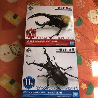 BANDAI - 昆虫 一番くじ フィギュア