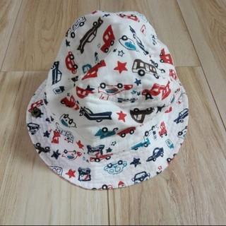 ニシマツヤ(西松屋)の帽子 50cm(帽子)