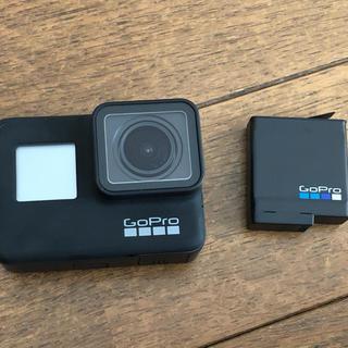 GoPro HERO7 BLACK 本体 充電池