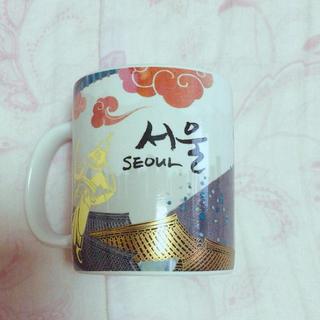 スターバックスコーヒー(Starbucks Coffee)のスタバ 韓国 エスプレッソマグ(グラス/カップ)