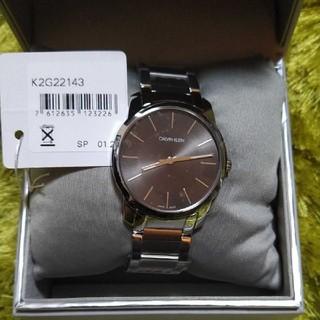Calvin Klein - 新品_未使用 Calvin Klein腕時計 K2G22143