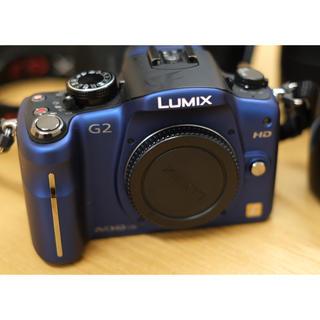 Panasonic - Panasonic LUMIX G2 ボディ
