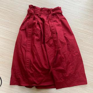 ユニクロ(UNIQLO)のユニクロ スカート(ロングスカート)