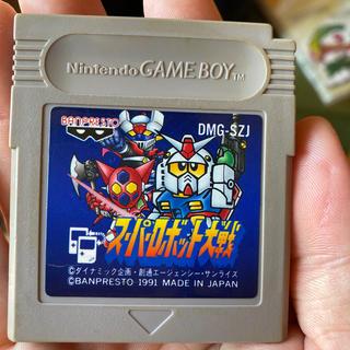 ゲームボーイ - ゲームボーイ スーパーロボット大戦